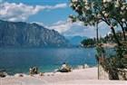 Koupání na Lago Di Garda