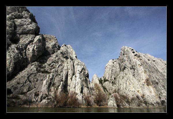 Demir Kapija a řeka Vardar