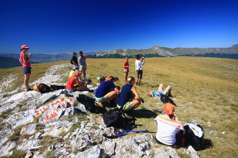 Makedonie-NP Mavrovo Madenica