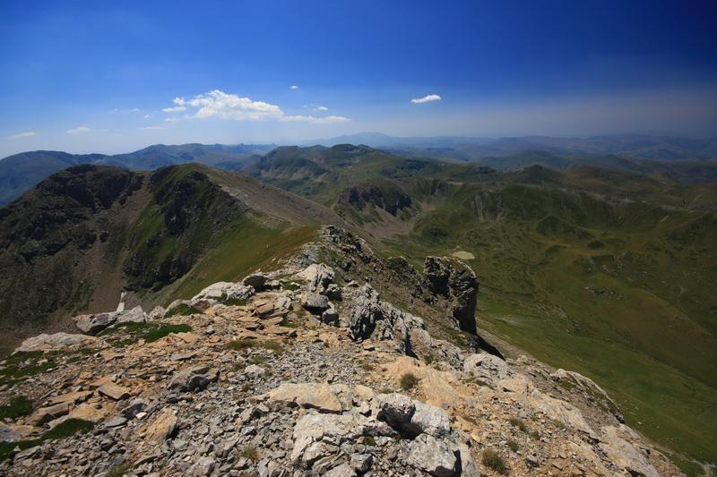 Makedonie-Sar Planina-Titov Vhr