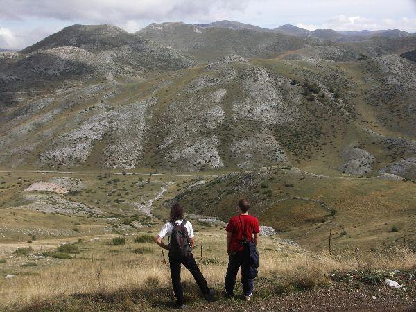 Turistika v malebném NP Mavrovo