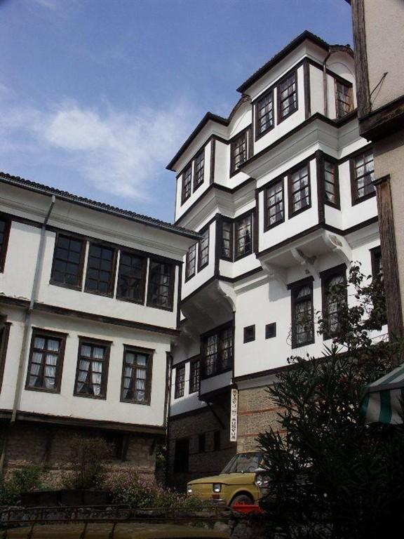 Město Ohrid - perla UNESCO na břehu jezera