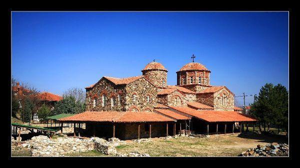 klášter Vodoča