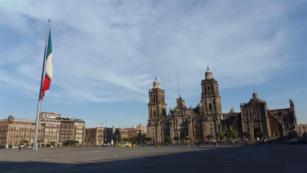 Mexico City - Zócalo