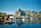 Rybářská vesnička Reine na Lofotech