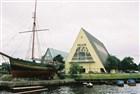 Oslo. muzea na poloostrově Bygdoy