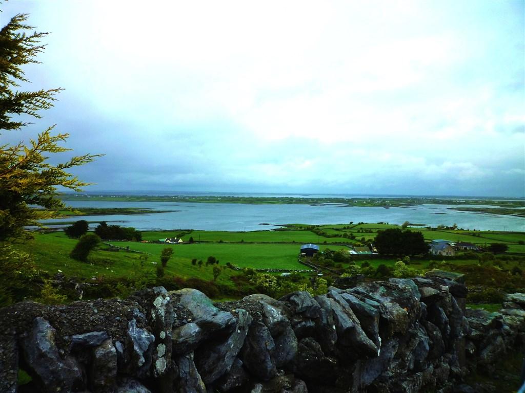 Záliv Atlantského oceánu Galway Bay