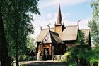 Svatba ve skanzenu v Lillehammeru