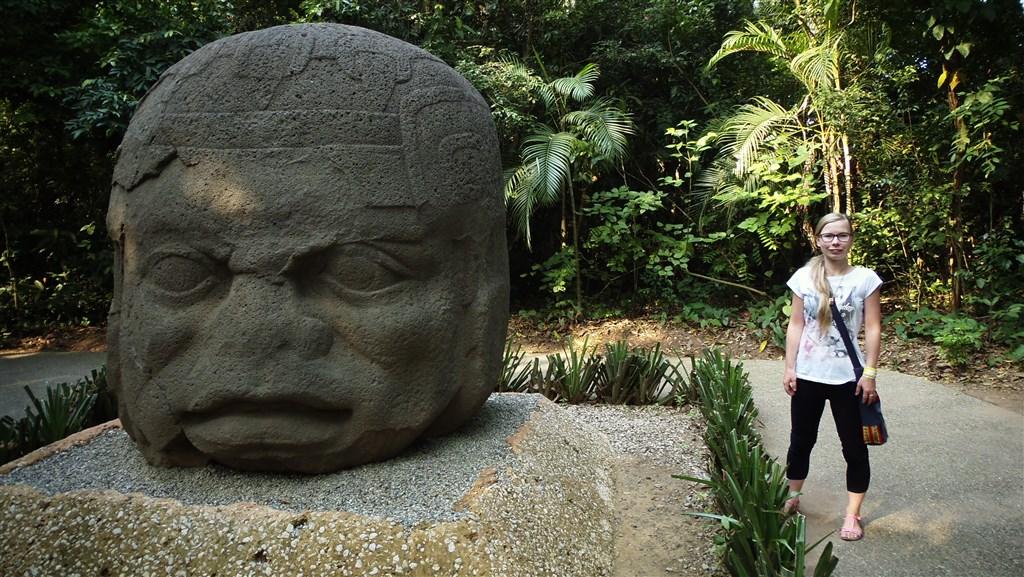 Villahermosa - park La Venta - mexiko