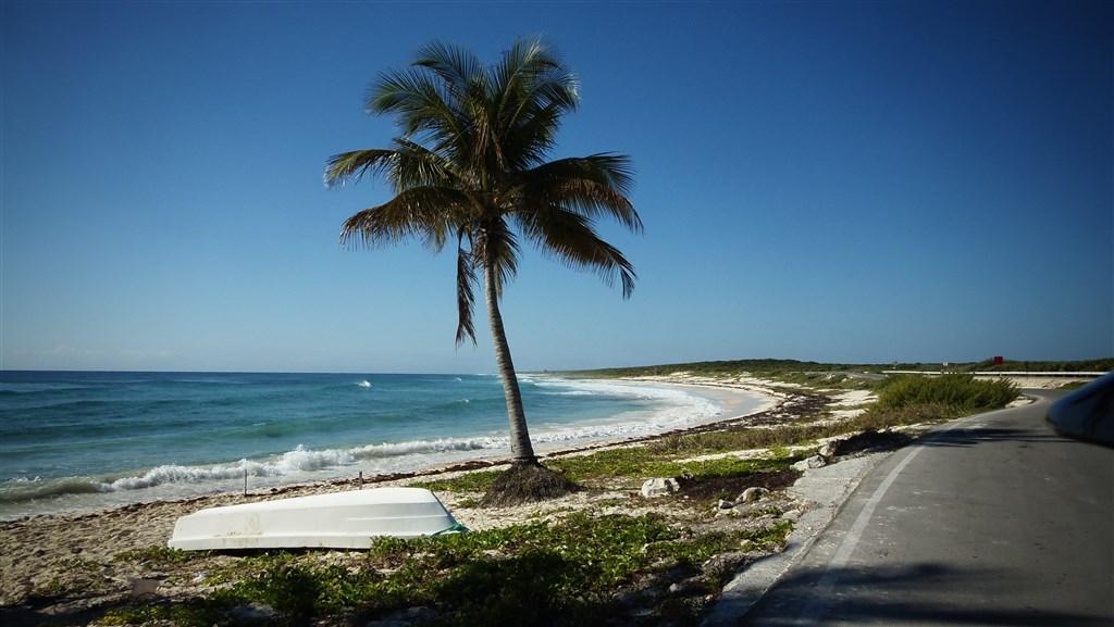 ostrov Cozumel - Mexiko