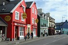 Irsko - tradiční domy v Dingle