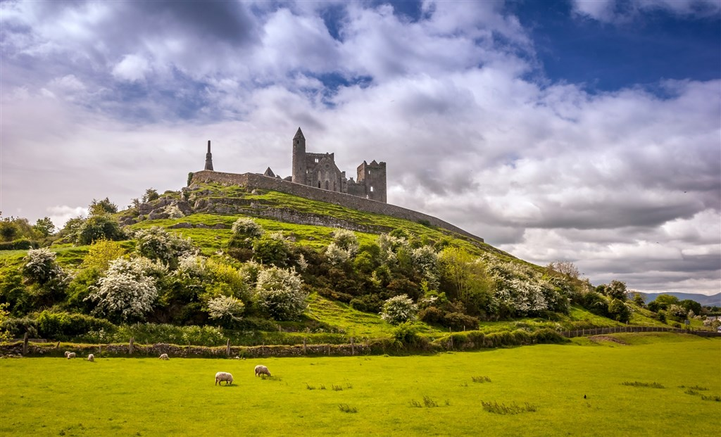 Irsko - Rock of Cashel