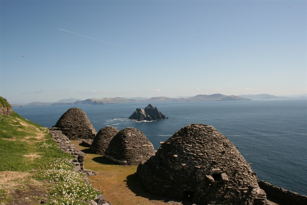Irsko - Skellig Islands