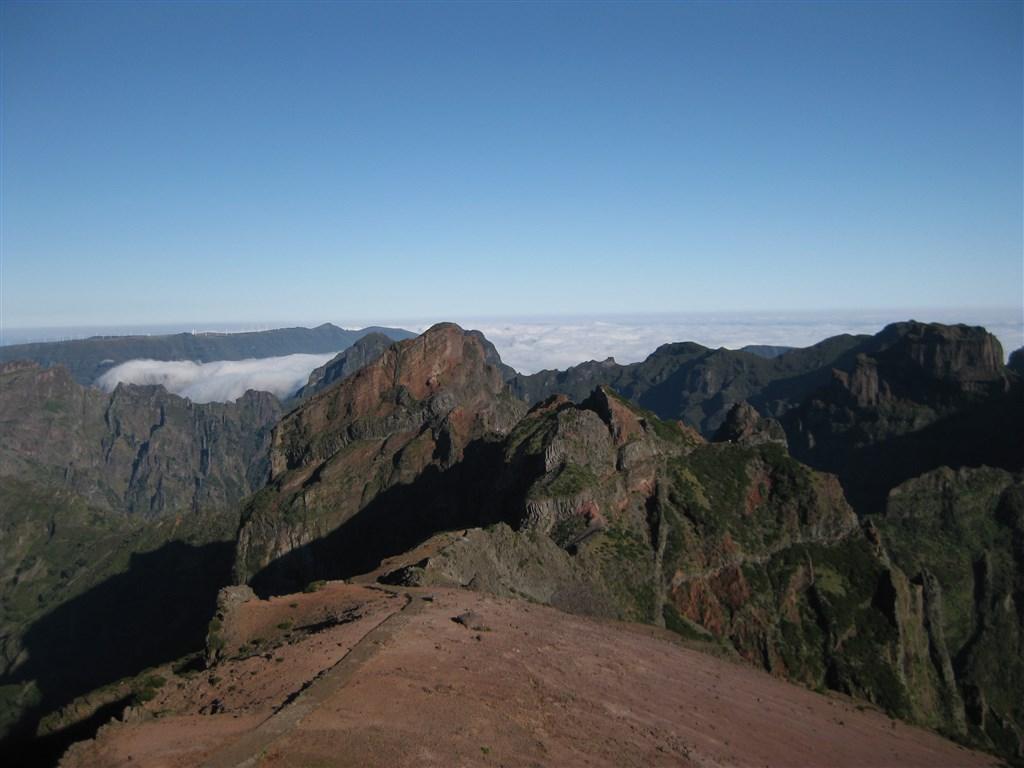 Madeira - Pico Arieiro