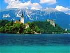 Bled - Perla v Julských Alpých