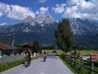 Alpy, po rovině napříč Alpami