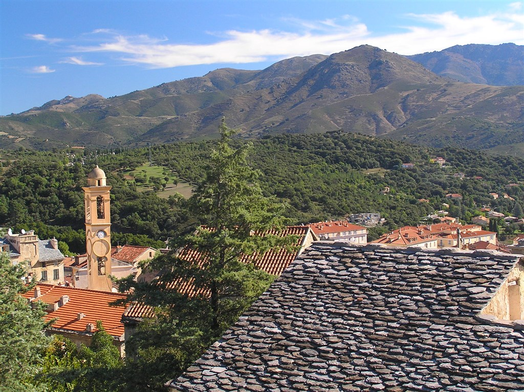 Korsika - Corte