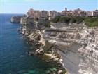 Korsika - útesy