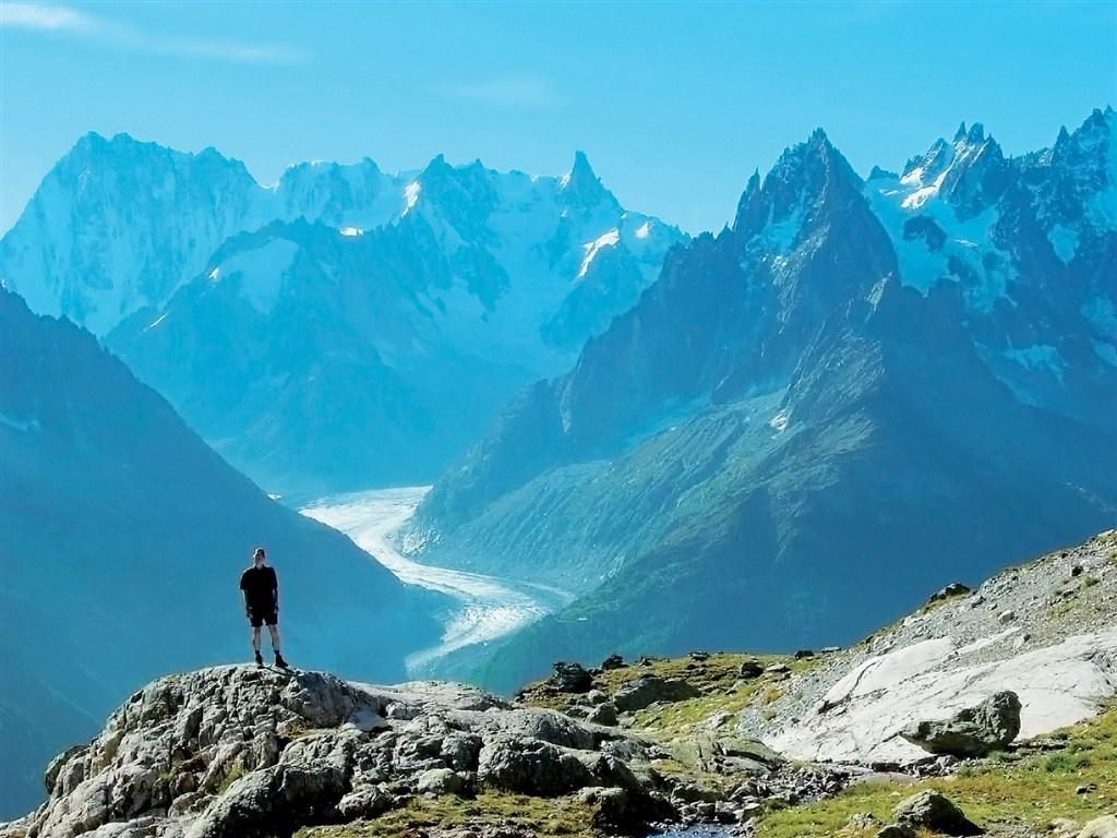 Francie - Mont Blanc
