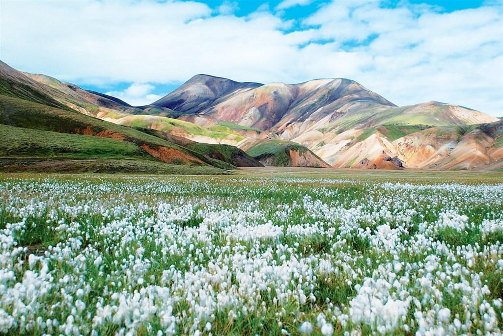 Island - překrásné hory