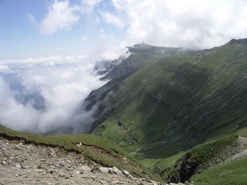 Rumunské hory