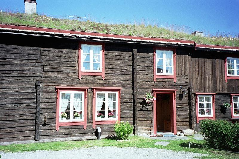 Norsko Roros