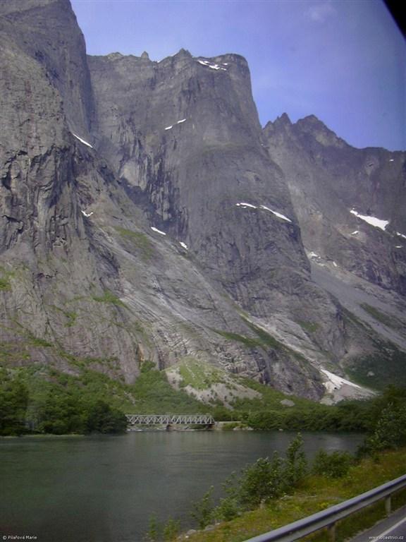 Norsko Trollveggen