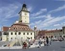 Radniční náměstí v Brašově