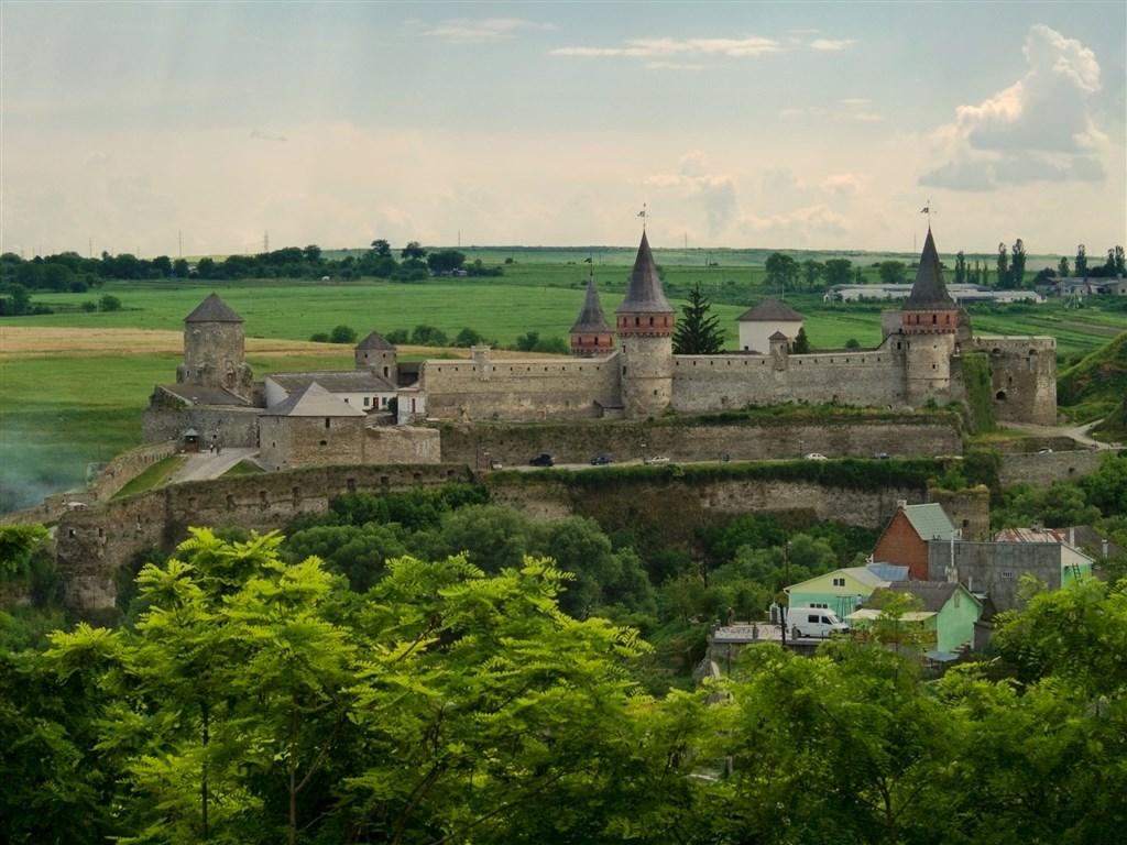 Ukrajina - Kamenec