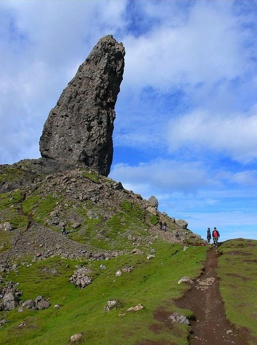 Skotsko - Old Man of Storr