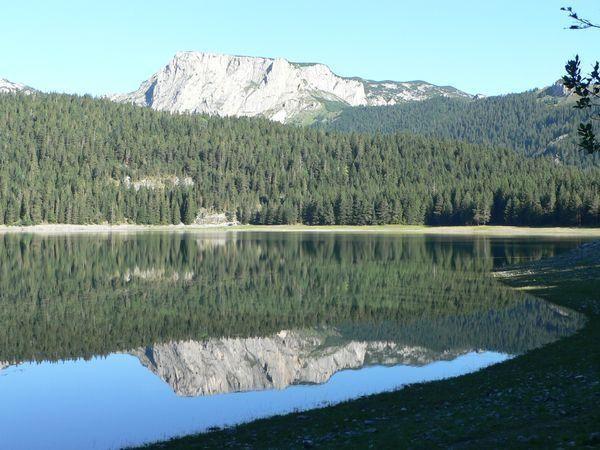 Černá Hora - Durmitor u Crného jezera