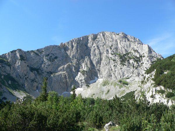 Černá Hora - Durmitor