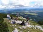 Černá Hora - Durmitor - Crvena Greda - Panorama