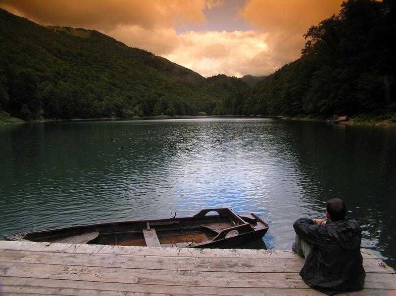Černá Hora - NP Biogradska gora