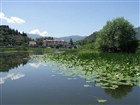 Skadarské jezero u Vilpazaru