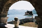 Lodní výlet v Boce Kotorské