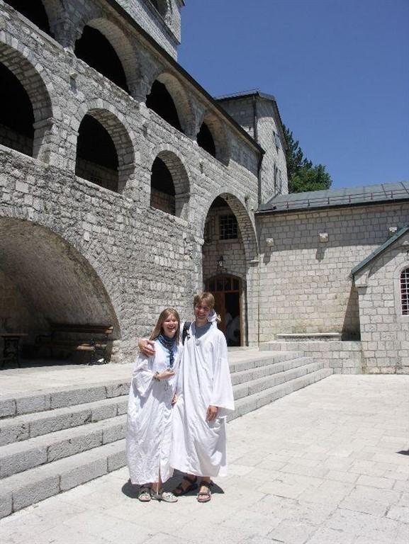 Manastir v Cetinji