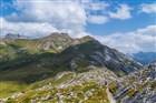 Rakousko - údolí Lechtal