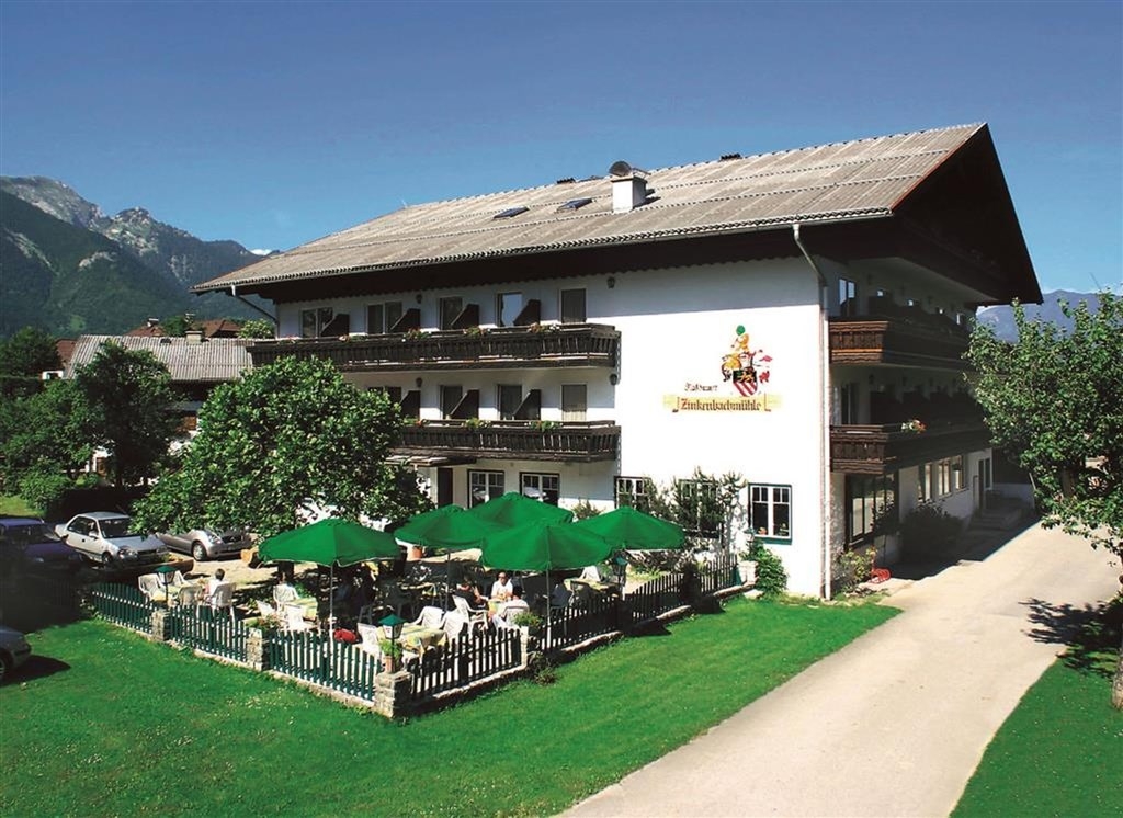 Rakousko - hotel Solná Komora