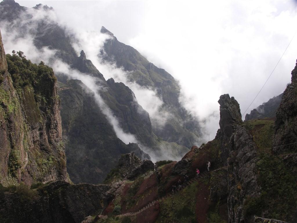 Madeira - túra an Pico Ruivo
