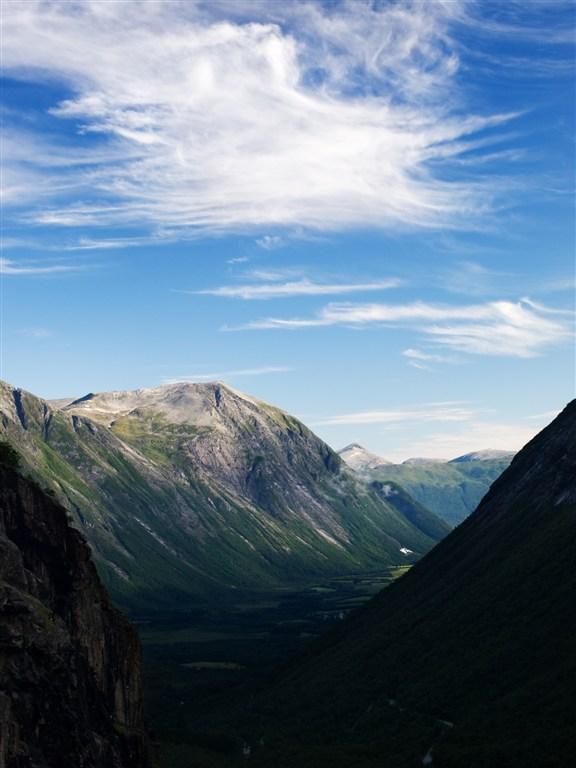 Norsko - Trollveggen