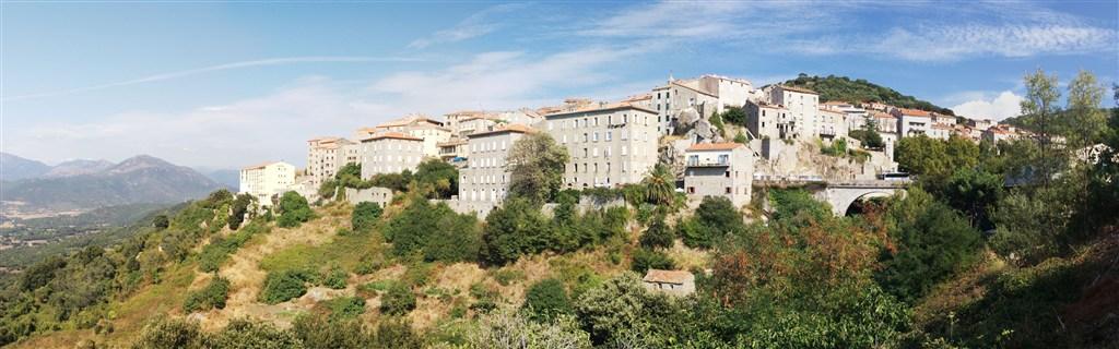Sartene - nejkorsičtější město Korsiky