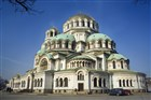 Bulharsko - Sofie - Katedrála Alexandra Nevskeho