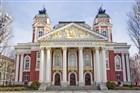 Bulharsko - Národní divadlo - Sofie