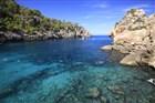 Mallorca - pláž u Soleru.