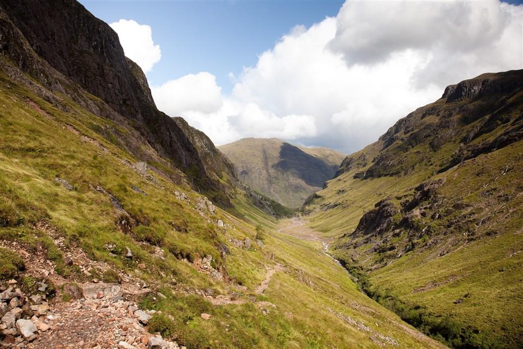 Skotsko - Glen Coe