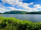 Skotsko - Loch Lomond