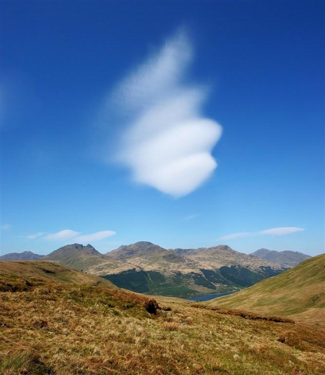 Skotsko Trossachs