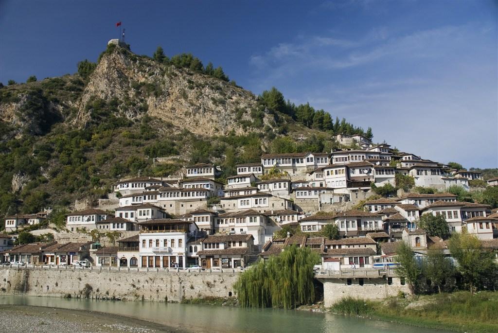 Berat - poklad UNESCO v Albánii