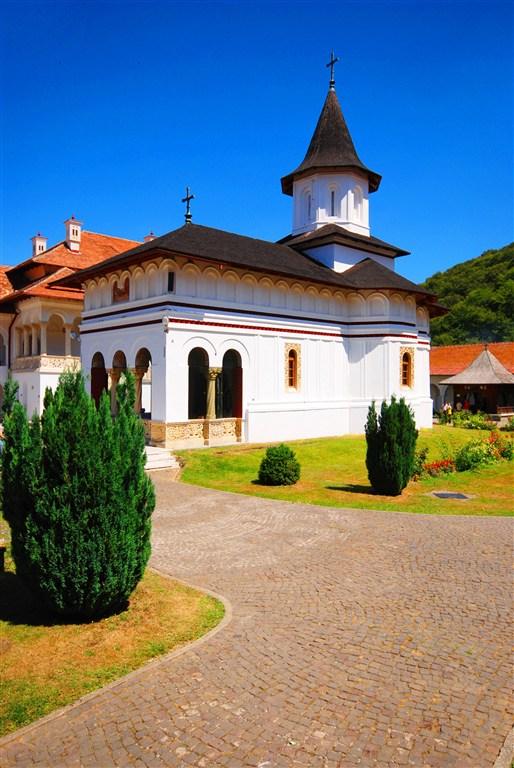 Rumunsko - monastýr Brancoveanu